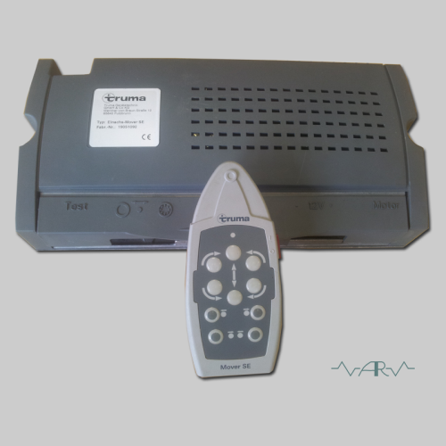 Truma Campingbedarf Remote Control for Caravan Mover 37957 M2